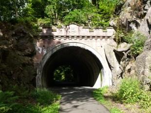 Tunnel near Bowling
