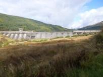 Loch Tarsan dam wall