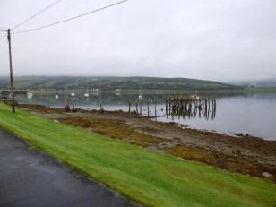Port Bannatyne pier remains