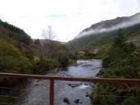 Tarmac ends here Glen Masson