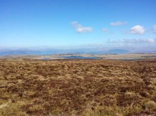 Loch Thom and north