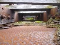 inside girder view