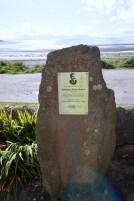 Ettrick Bay monument