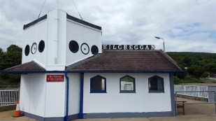 KIlcreggan Pier