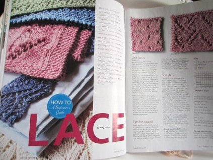 knitting, lace, magazine 005