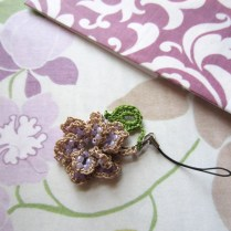 lavender, beaded crochet, etsy 012