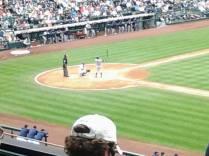 Ichiro, at the plate.