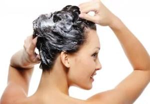 Gelatin-in -shampoo