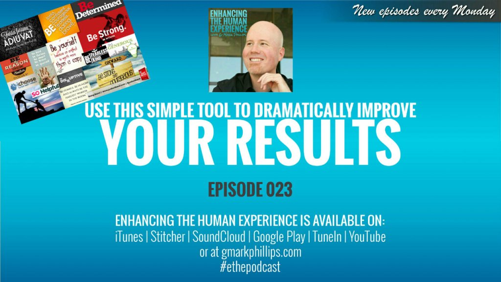 Use This Simple Tool To Dramatically Improve Your Results – ETHE 023