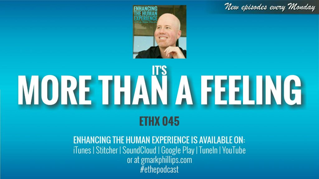 IT'S MORE THAN A FEELING | ETHX 045
