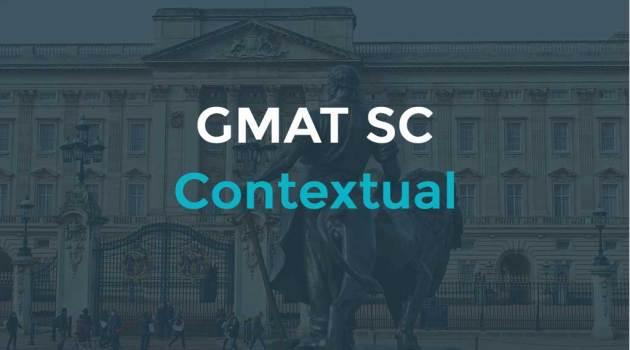 GMAT Sentence Correction Practice
