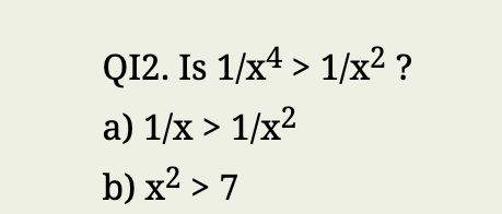 GMAT Inequalities Problems: Challenge Problem I.2 explanation