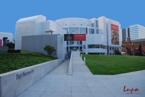 High Museum Atlanta