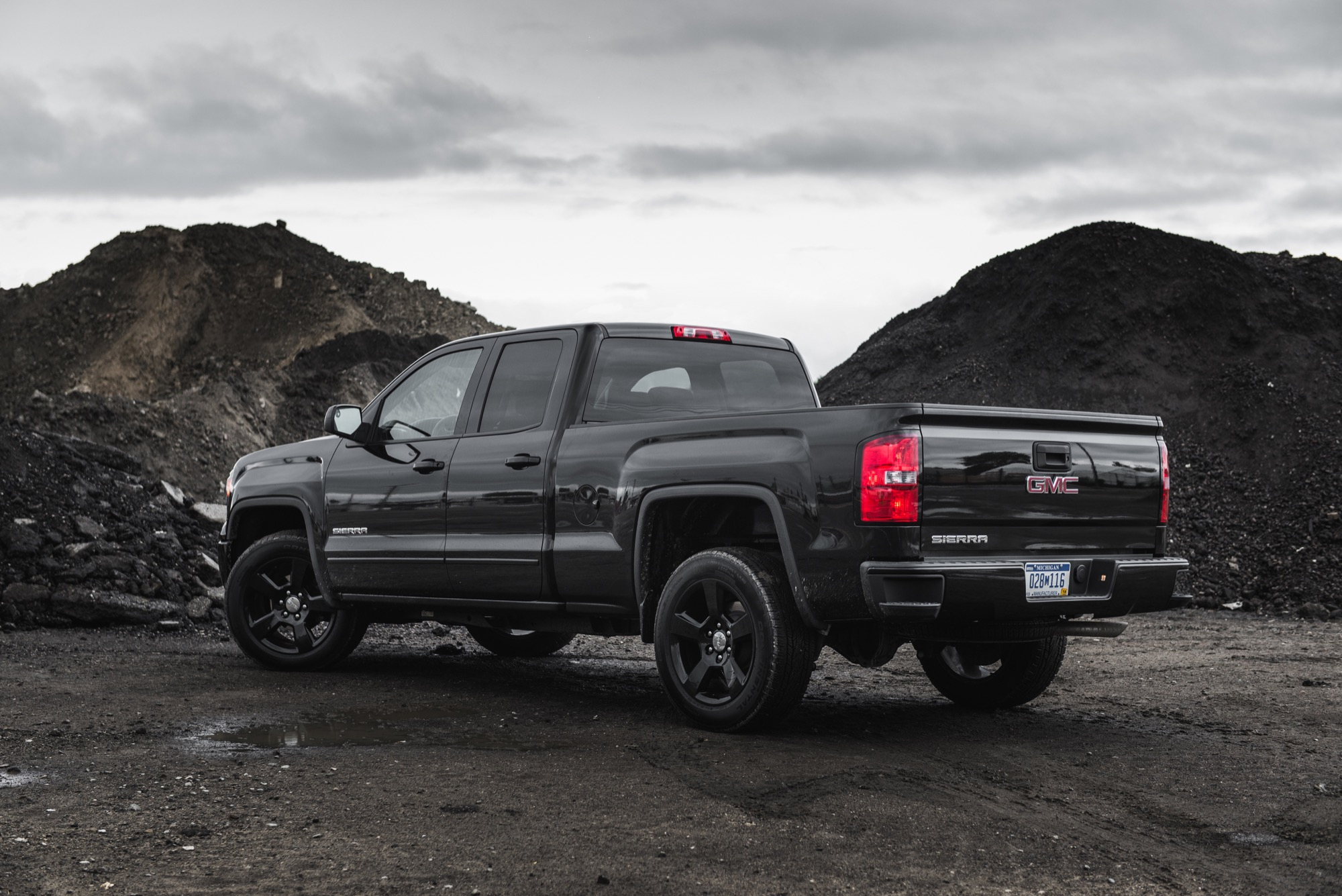 2015 Gmc Sierra 1500 Elevation Edition Review Gm Authority