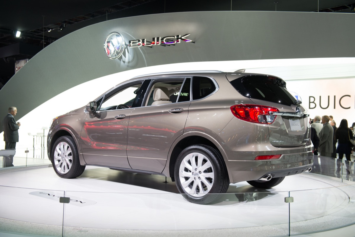 hight resolution of 2016 buick envision
