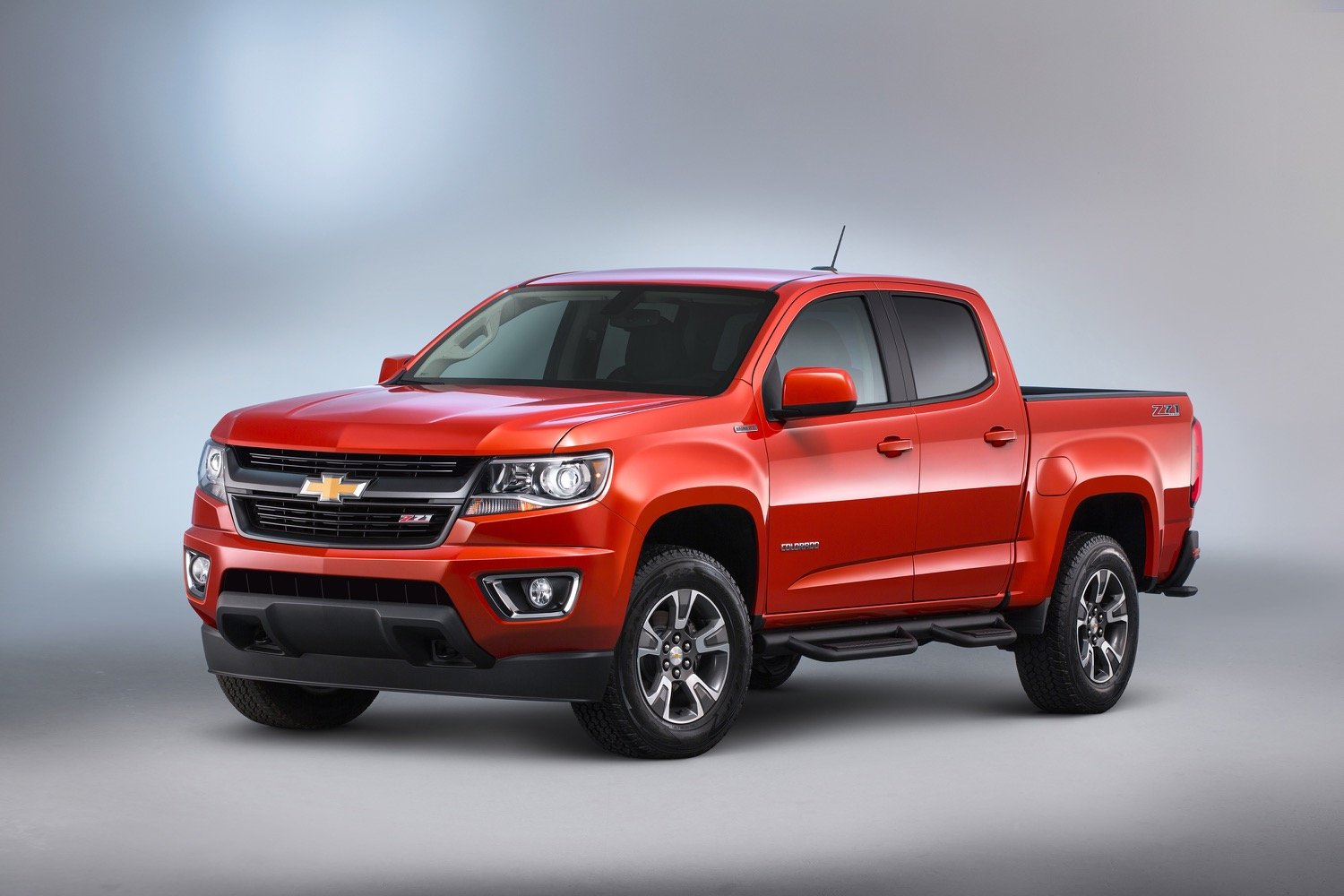 2016 Chevrolet Colorado Diesel Unveiled  Gm Authority