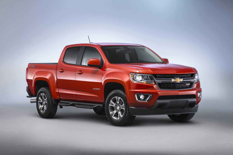 2016 Chevrolet Colorado Diesel Unveiled  Gm Authority
