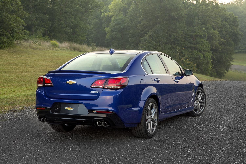 2016 Chevrolet Ss Sedan Revealed  Gm Authority