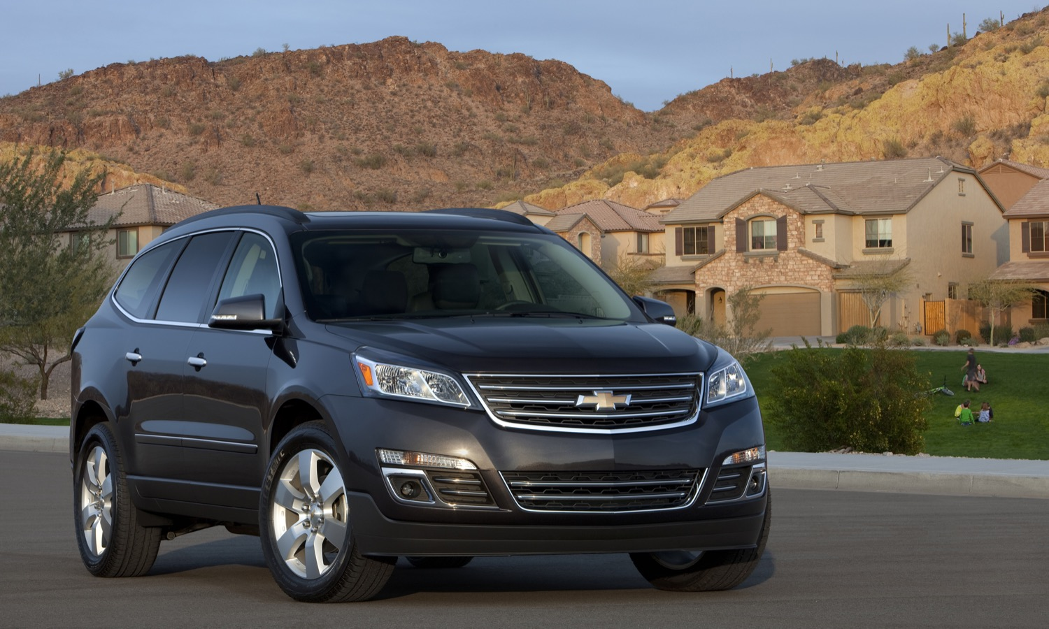 2017 Chevy Traverse Production  Manufacturing  GM Authority