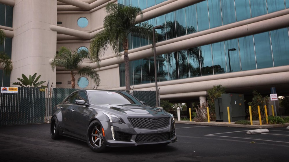 medium resolution of widebody d3 cadillac cts v is a beast gm authority rh gmauthority com d3 cadillac srx d3 cadillac cts v coupe