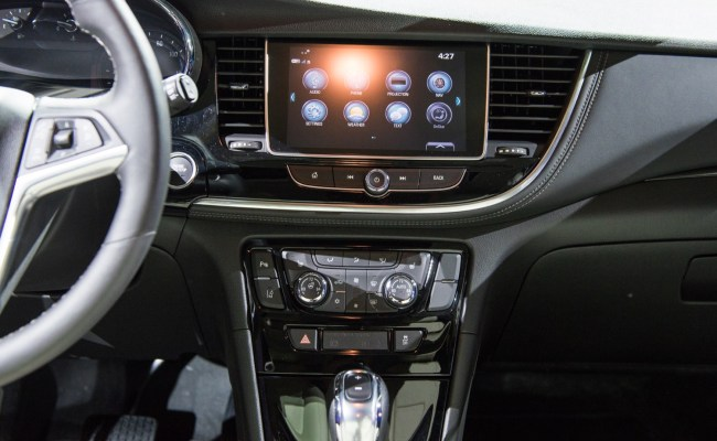 2017 Buick Encore Changes And Updates Gm Authority