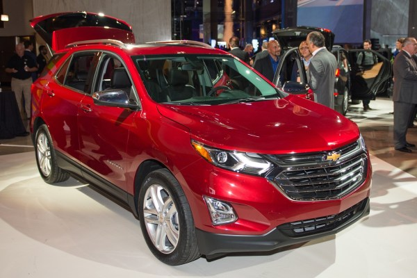 2018 Chevy Equinox Exterior Colors - Year of Clean Water