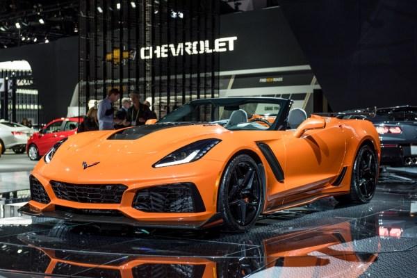 2019 Corvette Zr1 Info Specs Wiki Gm Authority - Year of