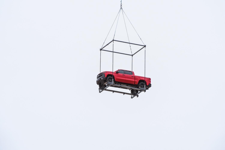 Chevrolet Silverado Revealed