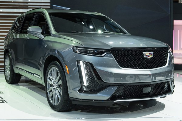 2019 Cadillac Xt6 Year Of Clean Water