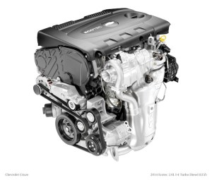 GM 20 Liter I4 Diesel LUZ Engine Info, Power, Specs, Wiki | GM Authority