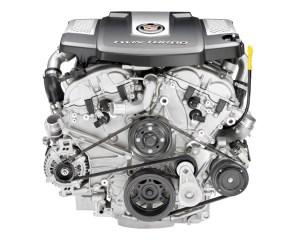 GM 36 Liter Twin Turbo V6 LF3 Engine Info, Power, Specs