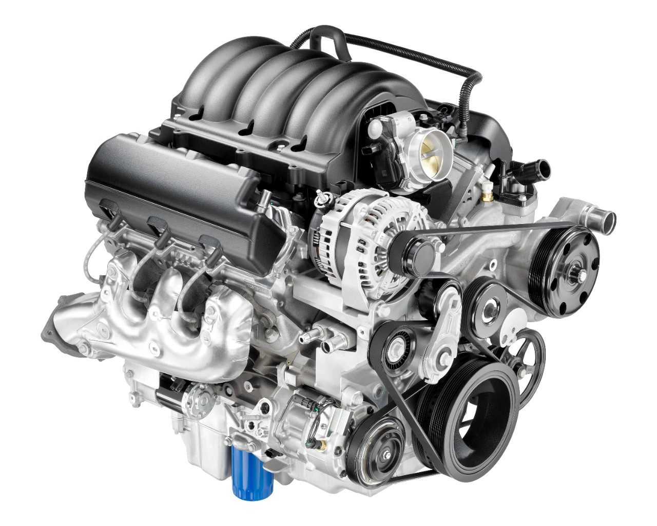 hight resolution of gm 4 3l v6 ecotec3 lv3 engine 2