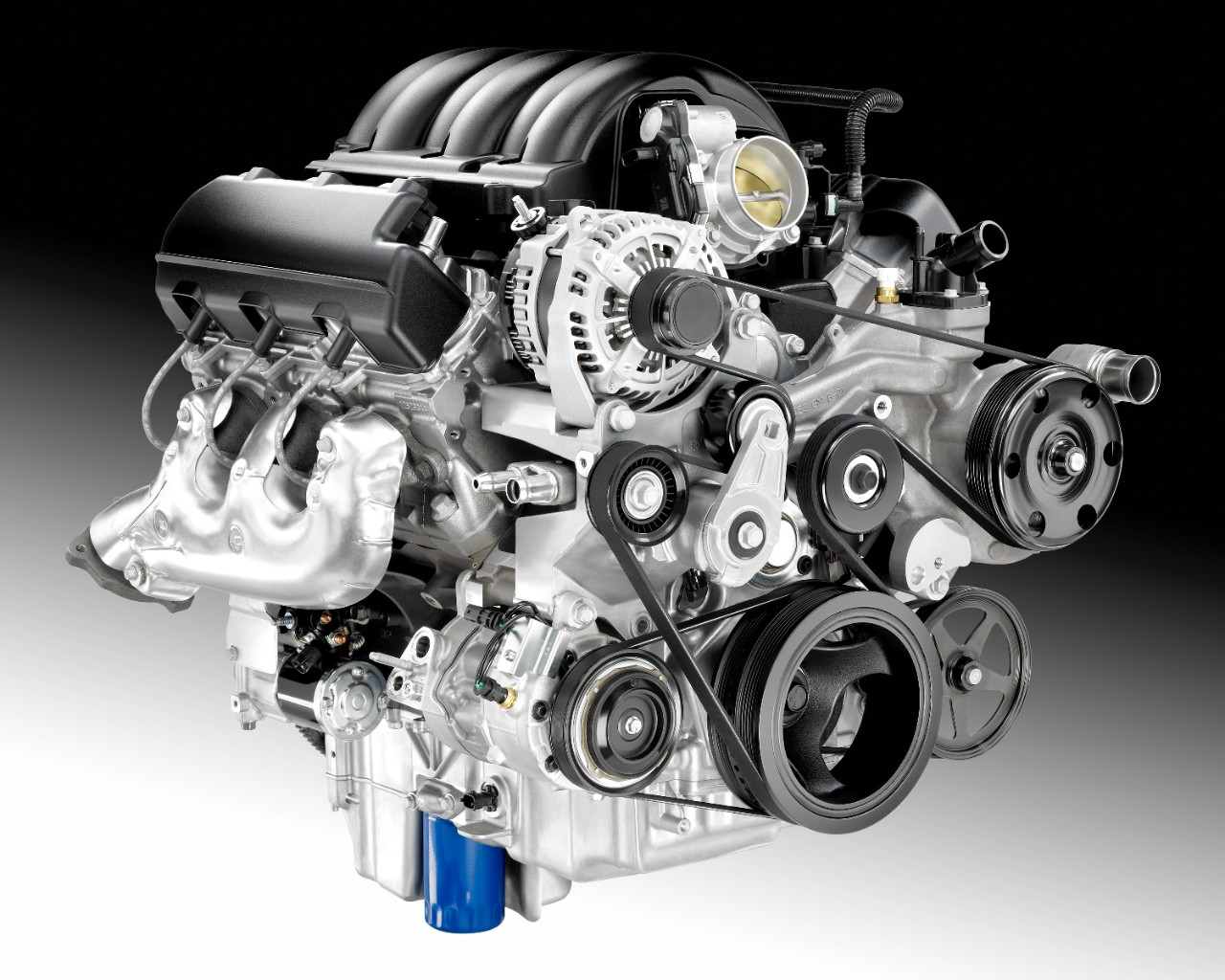 hight resolution of gm 4 3l v6 ecotec3 lv3 engine 3