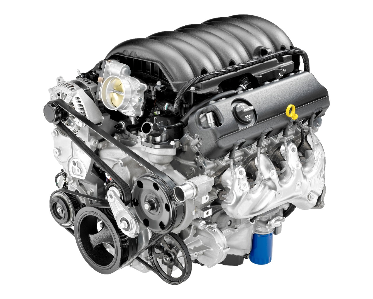hight resolution of gm 5 3l v8 ecotec3 l83 engine