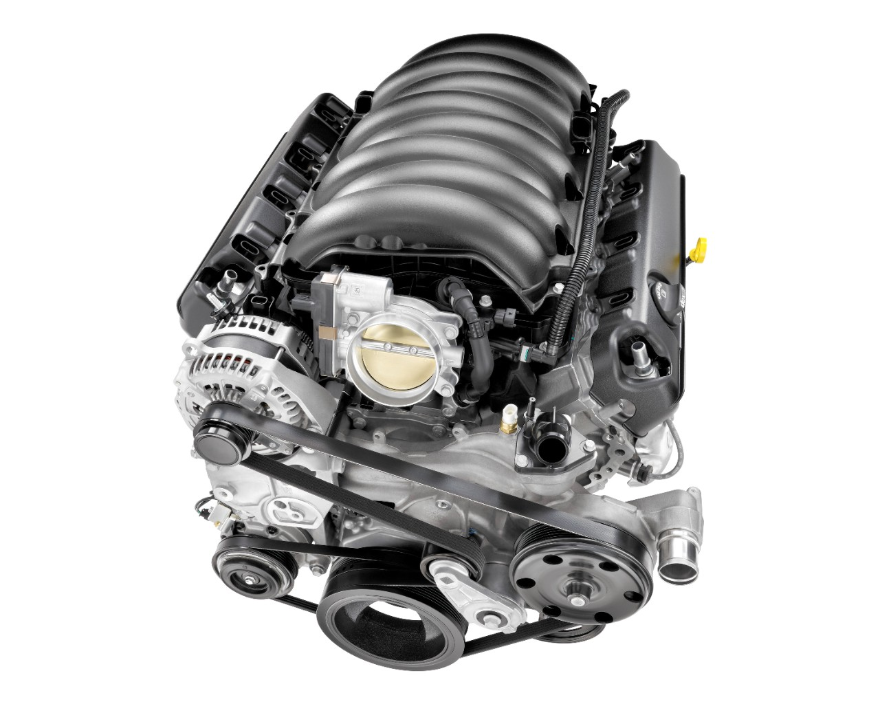 hight resolution of gm 6 2l v8 ecotec3 l86 engine