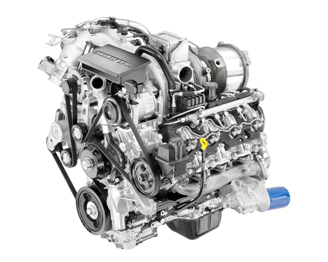 Ford 1600 Starter Wiring Diagram Gm 6 6l L5p V 8 Turbo Diesel Duramax Engine Info Specs