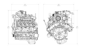 Duramax Engine Diagram   Wiring Library