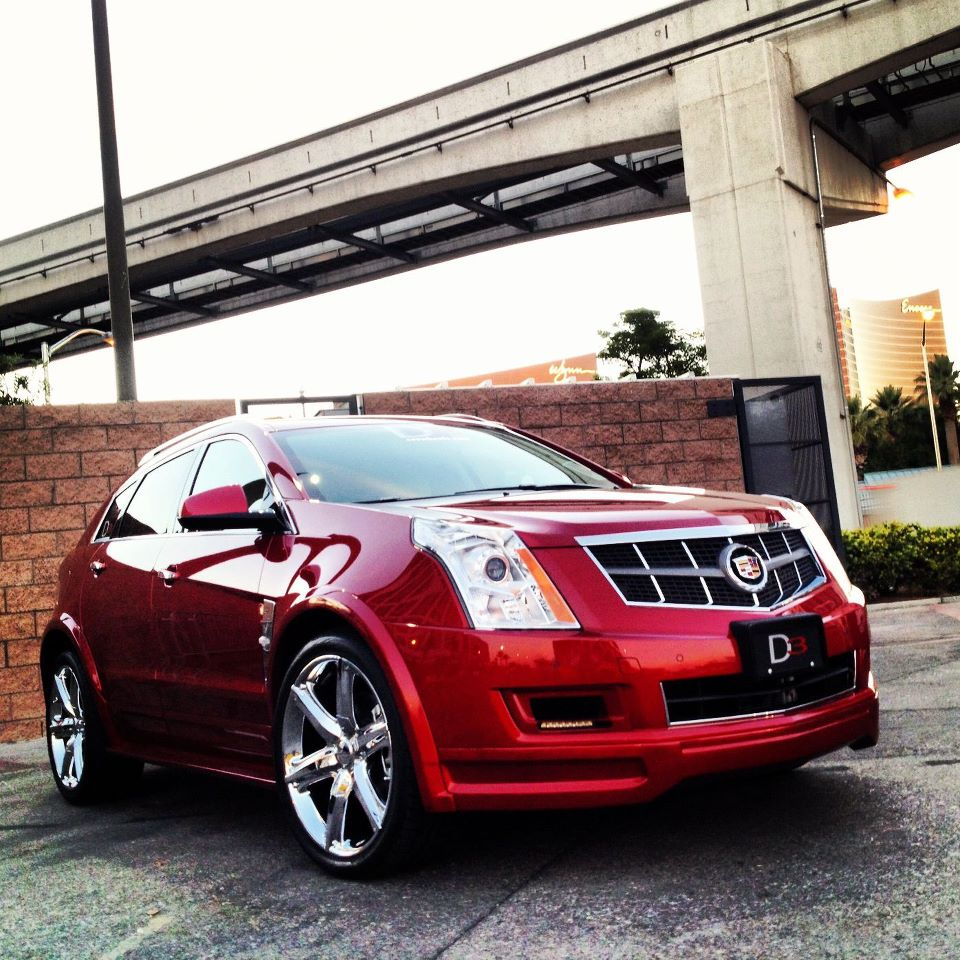 hight resolution of sema 2012 d3 srx newport edition wide body