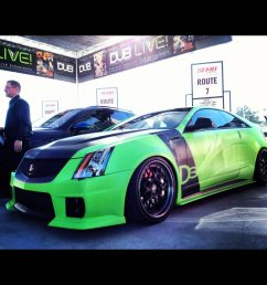 sema 2012 operation ivy cts v coupe [ 960 x 960 Pixel ]