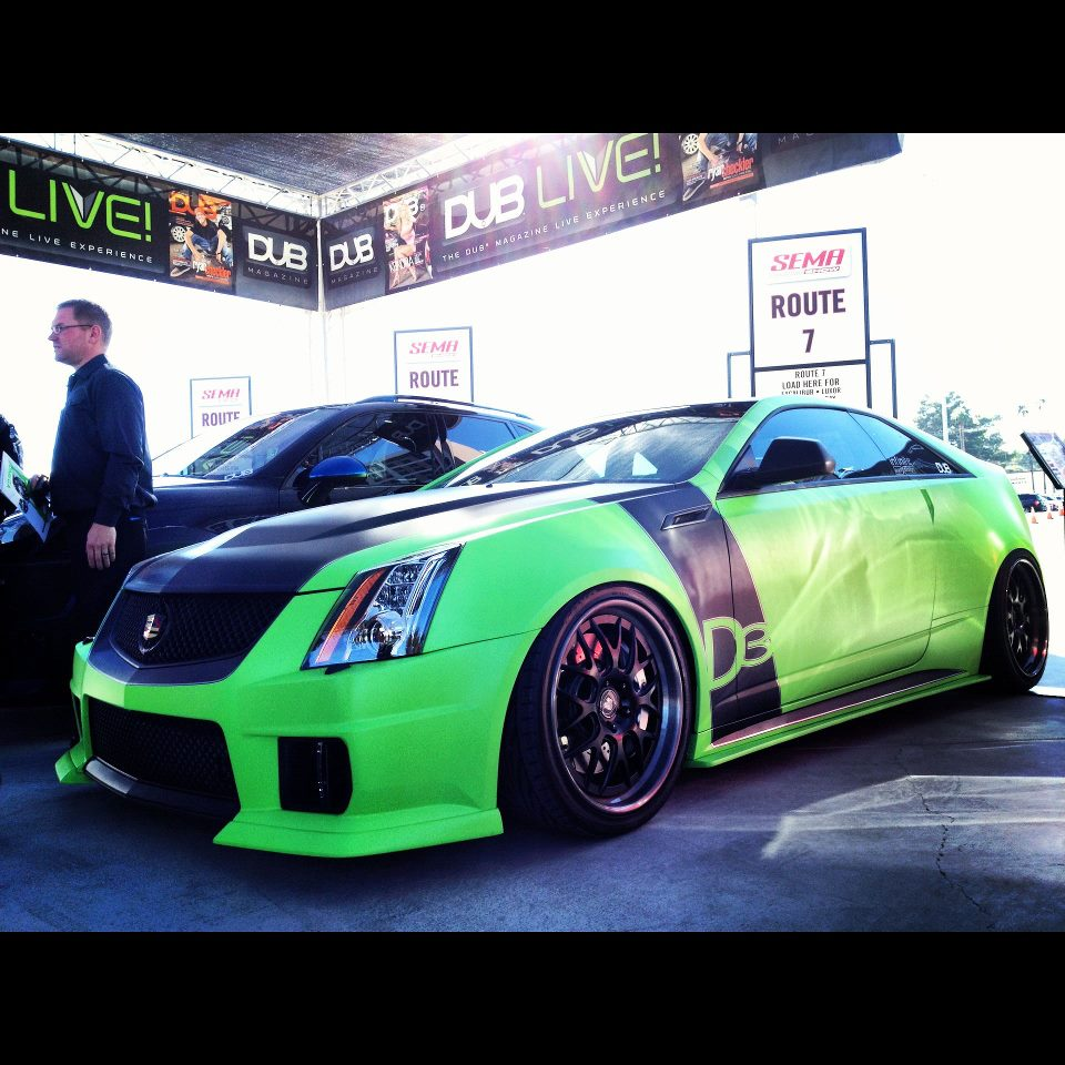 medium resolution of sema 2012 operation ivy cts v coupe