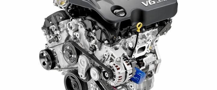 Gm Lt Engine V6