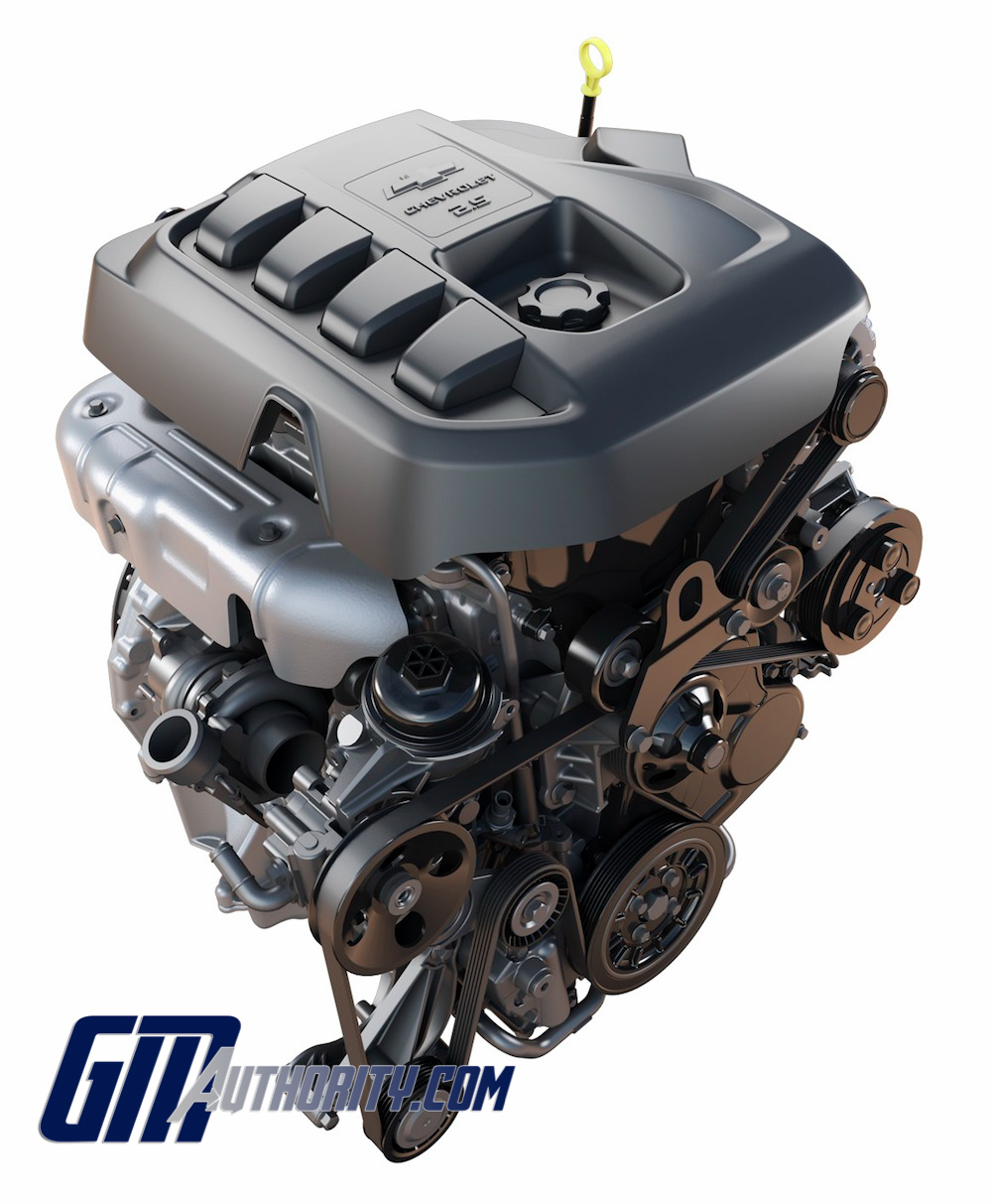 medium resolution of 2 5l duramax turbo diesel i4 xld25