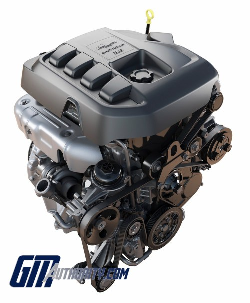 small resolution of 2 5l duramax turbo diesel i4 xld25