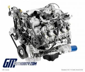 GM 66 Liter Diesel V8 Duramax LGH Engine Info, Specs, Wiki | GM Authority