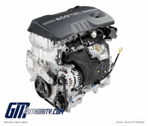 GM 24 Liter I4 Ecotec LEA Engine Info, Power, Specs, Wiki
