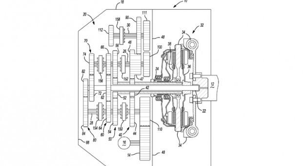General Motors Patent Filings Emerge For Seven-Speed Dual