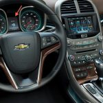 Feature Spotlight 2013 Chevy Malibu Gets A Color Center Display Buick Regal Next Gm Authority