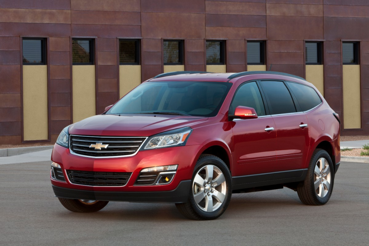 hight resolution of 2012 chevy traverse option
