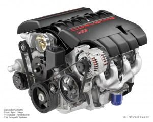GM 62 Liter V8 Small Block LS3 Engine Info, Power, Specs
