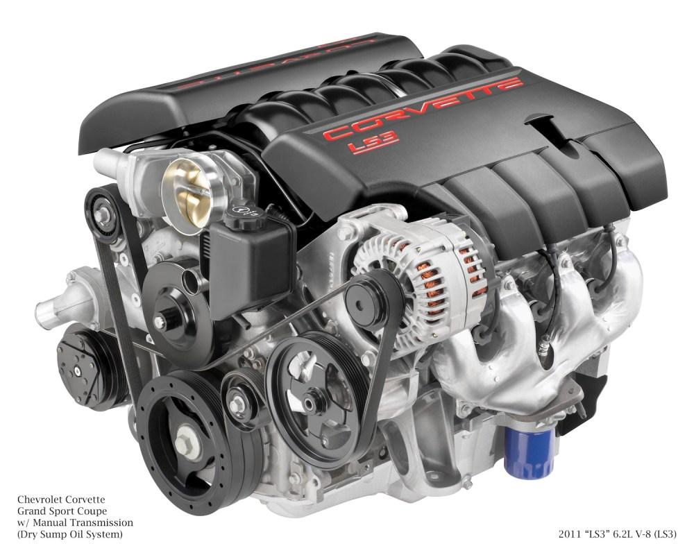 medium resolution of gm 6 2 liter v8 small block ls3 engine info power specs wiki gm authority